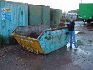 6 yard skip hire in Poole