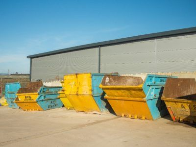 skip hire in Dorset